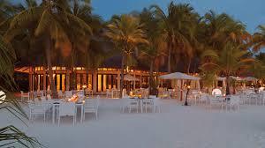 HANIFARU BAY DINING