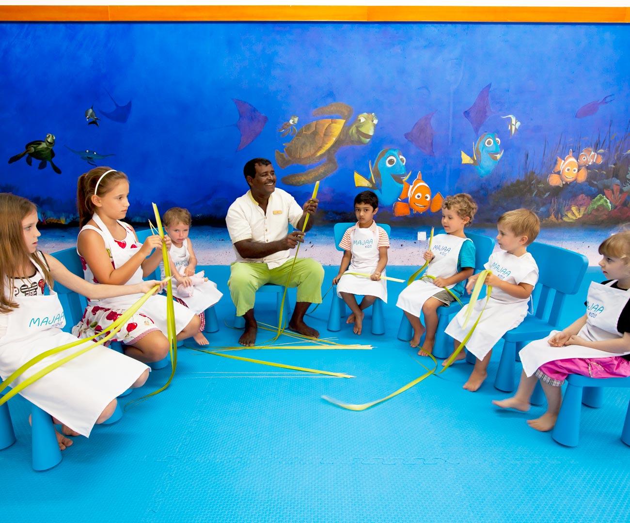 Majaa Kids' Club